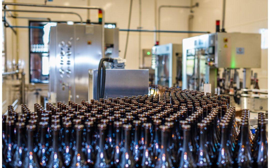 Étude de cas industrie 4.0 : La microbrasserie Le Trou du diable (partie 1)